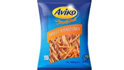 sweet potato fries packshot